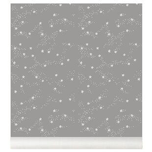 Constellation 10m x 48cm Roll Wallpaper by dCor design