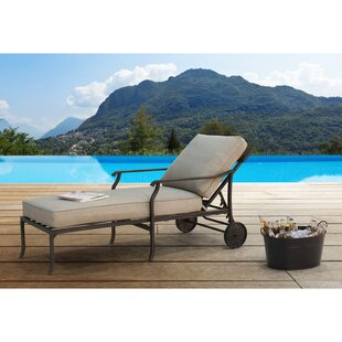 Beeson Chaise Lounge with ..