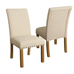 Avers Side Chair (Set of 2) by Gracie Oaks