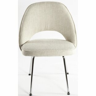 Swider Armless Upholstered Dining Chair by Orren Ellis