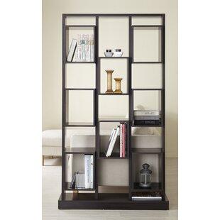 Arda Geometric Bookcase by Hokku Designs