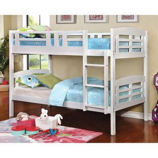 Find for Robbie Twin Bunk Bed by Viv + Rae Reviews (2019) & Buyer's Guide