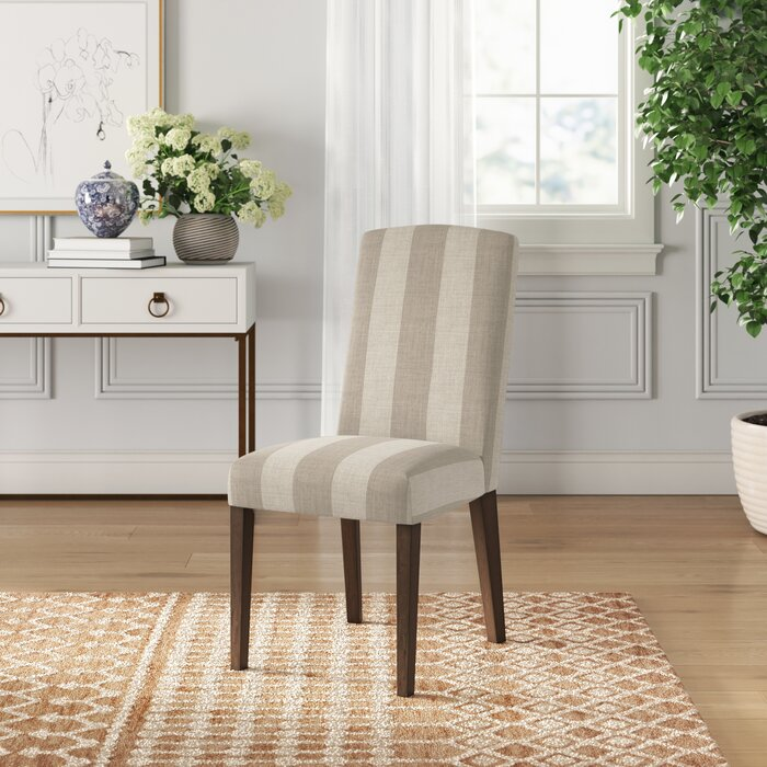 Joss And Main Upholstered Dining Chairs