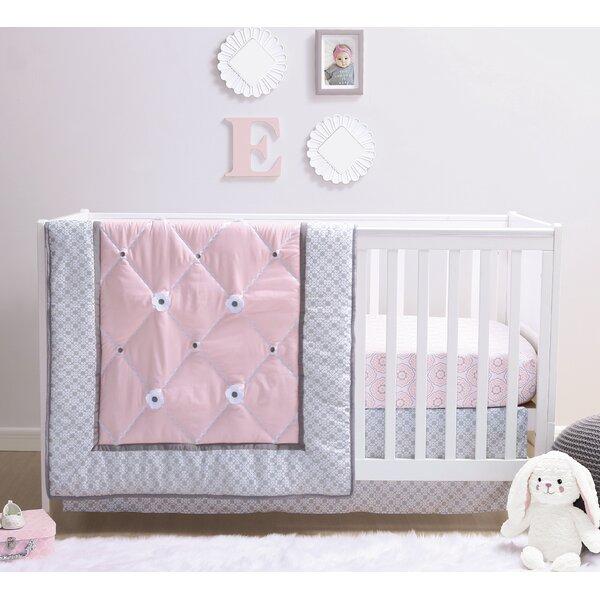 PRINCE or PRINCESS crib set 3 pieces