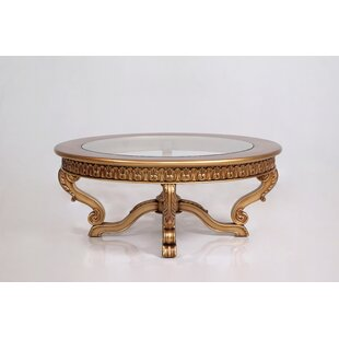 Pisano Coffee Table by Astoria Grand