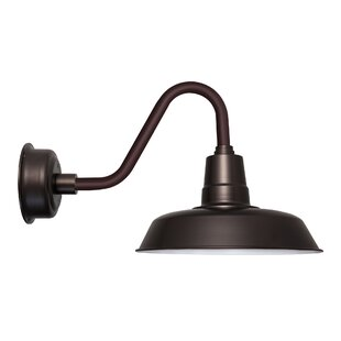 Cocoweb 1-Light Outdoor Barn Light