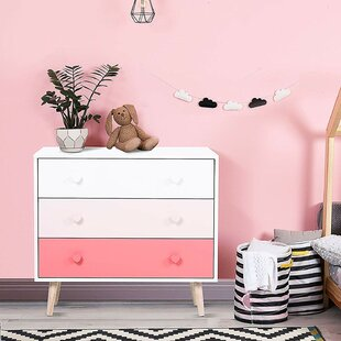 Shafer 3 Drawer Chest By Isabelle & Max