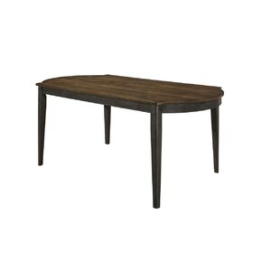 Steed Dining Table Gracie Oaks