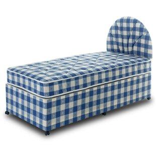 Belmont Pocket Sprung Divan Panel Bed by Just Kids