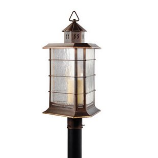 Hentges 3-Light Lantern Head by Charlton Home
