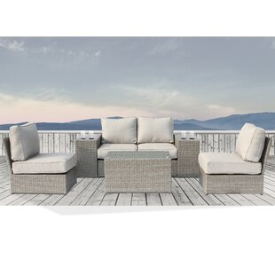 Winsford 7 Piece Sectional Set with Cushions