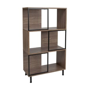 Elivra Cube Bookcase by Union Rustic