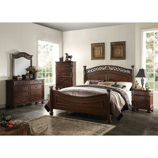 Rowland California King Panel Configurable Bedroom Set by Fleur De Lis Living