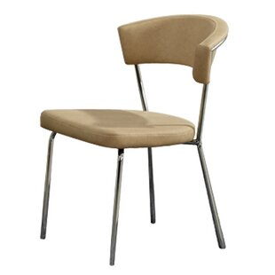 Online Reviews Saulsbury Upholstered Dining Chair (Set of 4) by Orren Ellis Reviews (2019) & Buyer's Guide