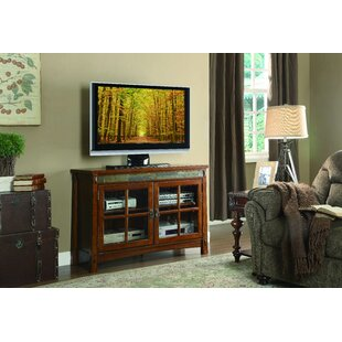 Shop For Falls TV Stand for TVs up to 48 by Woodhaven Hill Reviews (2019) & Buyer's Guide