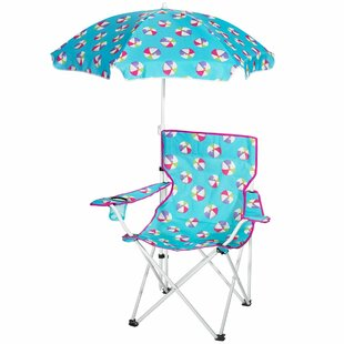 Carlene Folding Beach Chair by Zoomie Kids