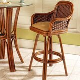Dewalt 30 Swivel Bar Stool by Bay Isle Home