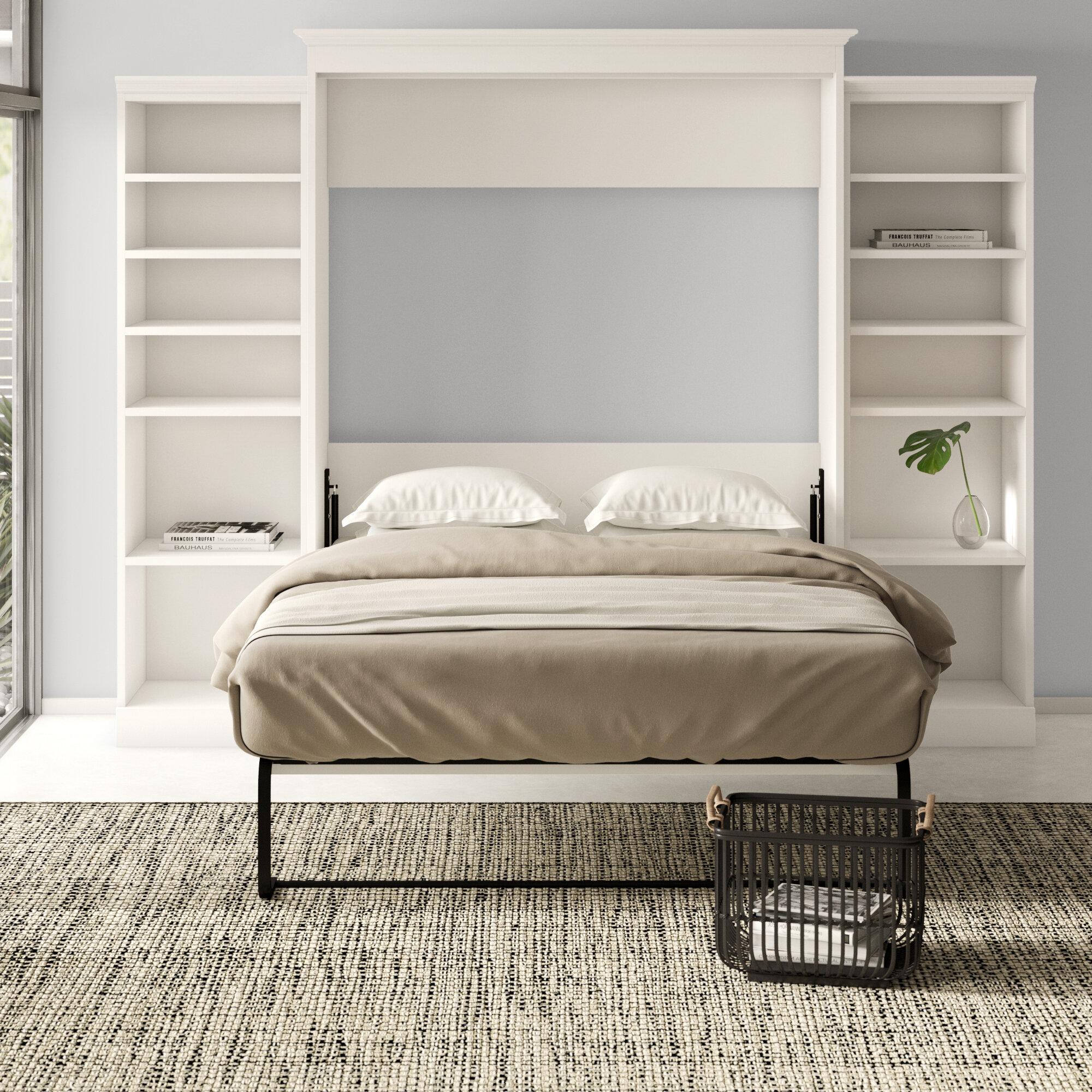 Allmodern Storage Murphy Platform Bed Reviews