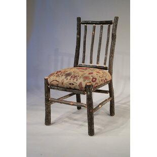 Berea Rail Back Side Chair by Flat Rock Furniture Coupon