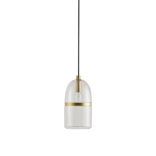Gill 1-Light Bell Pendant