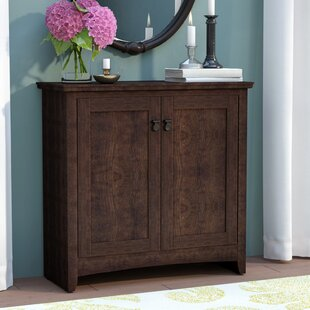 Fralick 2 Door Accent Cabinet