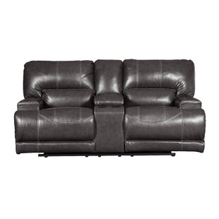 Thornhill Power Reclining Loveseat with Console