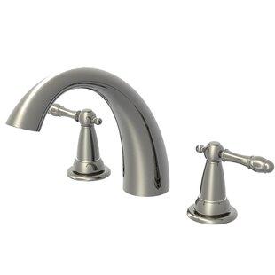 Aqueous Faucet Lady Chelsea Double Handle..