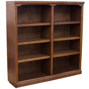 Deanna Traditional Standard Bookcase By Loon Peak