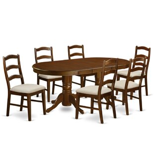 Rockdale 7 Piece Dining Set DarHome Co