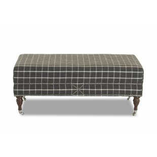 Darby Home Co Cotaco Upholstered Bench