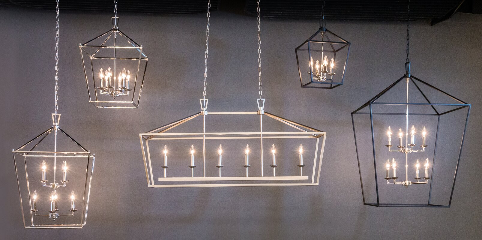 Laurel Foundry Modern Farmhouse Carmen 8 Light Foyer