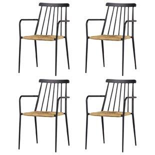 Bireuen Stacking Garden Chair (Set Of 4) By Sol 72 Outdoor