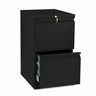 HON Brigade Mobile 2-Drawer Pedestal File
