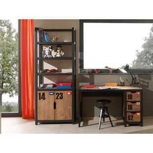Bright 2 Piece Standard Desk Office Suite By Isabelle & Max