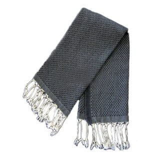 Hudgens Honeycomb Weave 100% Cotton Bath Towel (Set of 2)
