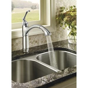 Moen Brantford Single Handle Pull Out Kitchen Faucet