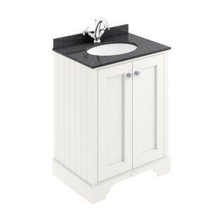 61.7cm Free-Standing Vanity Unit Base By Bayswater Bathrooms