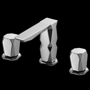 Maestro Bath Ikon 3 Hole Luxury Widespread Bathroom Faucet