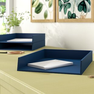 Organizers 3 Letter Tray Set (Set of 3) by Rebrilliant