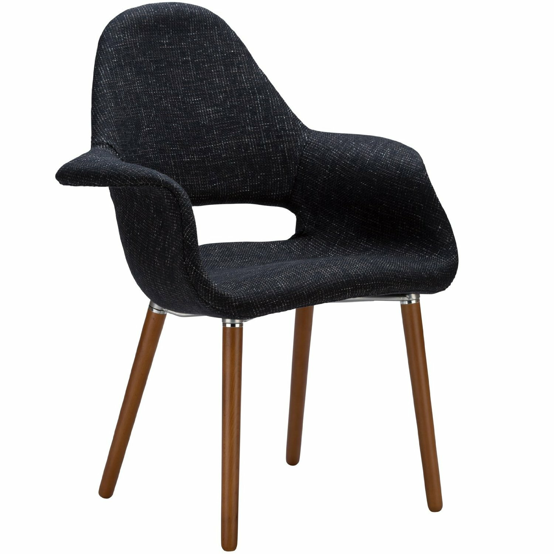 George Oliver Petree Organic Armchair | Wayfair