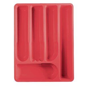 Guzzini Latina Acrylic Cutlery Tray 2