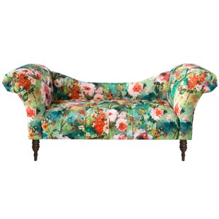 Jeanbaptiste Chaise Lounge by One Allium Way Sale