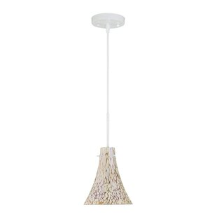 Wrought Studio Castellanos 1-Light Cone Pendant