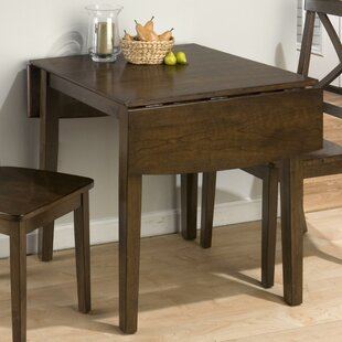 Dyson Wooden Drop Leaf Dining Table August Grove