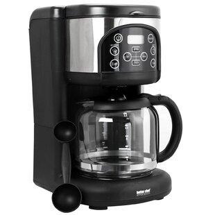 12-Cup Better Chef Ultra Brew Digital Coffee Maker