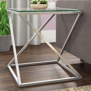 Lamarr 4Z End Table by Wade Logan