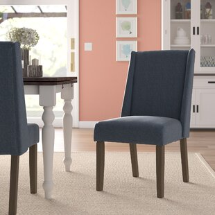 Bowers Upholstered Dining Chair (Set of 2)