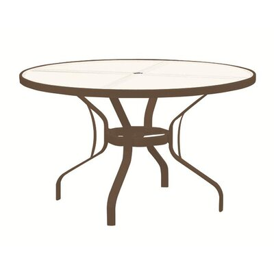 Banchetto Round 28 Inch Table by Tropitone Wonderful