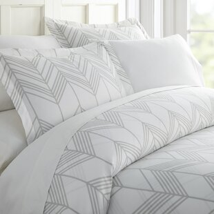 Loken Chevron Duvet Cover Set