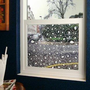 Calla Sheer Window Film by Stick Pretty